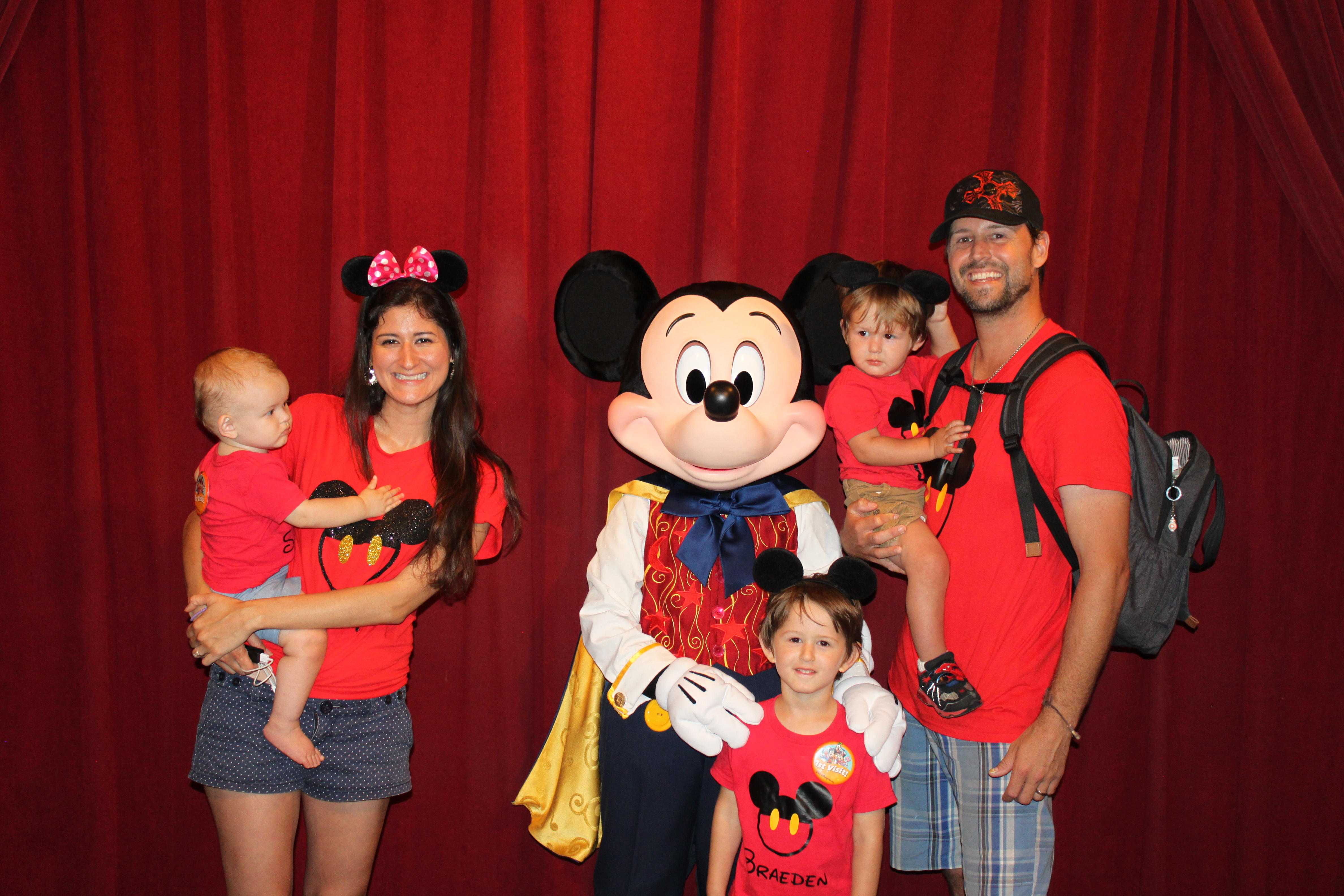 Tips for going to Disney and Lego Land with Toddlers | The Fashionable Maven