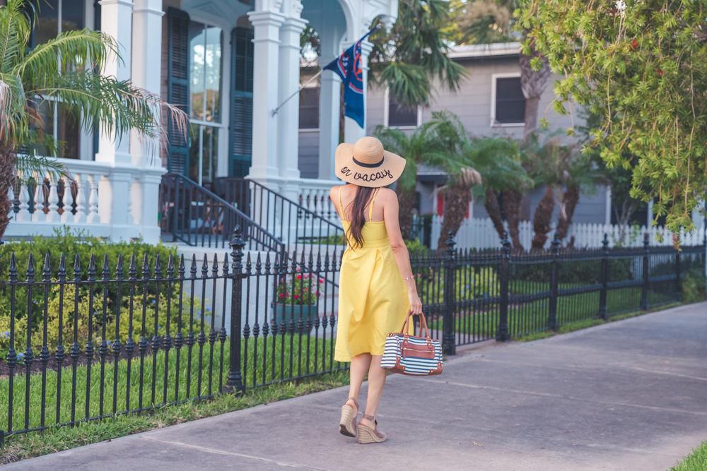 5 Things to do your next Galveston trip + What to wear.