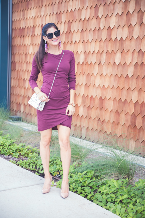Best dress for fall, Fall staple dress, Comfortable dress for fall. | The Fashionable Maven