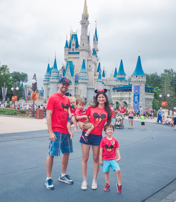 Hindsight view of Disney World Trip with Toddlers | The Fashionable Maven