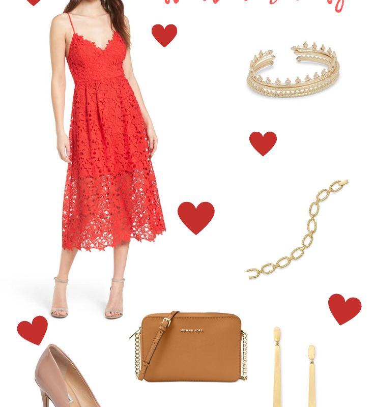 Valentine's Outfit Ideas