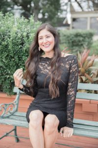 Little black dress perfect for a fall wedding. Click to see more from The Fashionable Maven